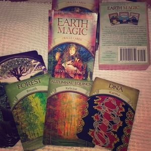 Oracle Cards- 🌎 Magic